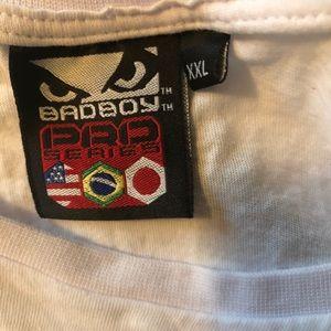 badboy Shirts - Badboy designer white XXL shirt